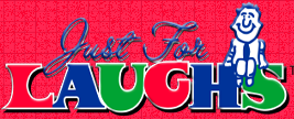 Just For Laughs is the webs best source for novelties, toys, keychains, kids Crafts, stuffed animals, scratch-n-sniff stickers, kids jewelry and more!